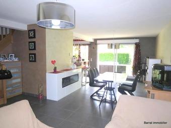 Vente Maison 5 pièces 96m² Saint-Nazaire-les-Eymes (38330)