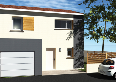 Sale House 4 rooms 89m² Bourg-lès-Valence (26500) - photo