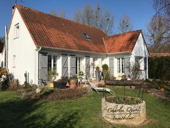 Vente Maison 7 pièces 152m² Montreuil (62170) - Photo 1