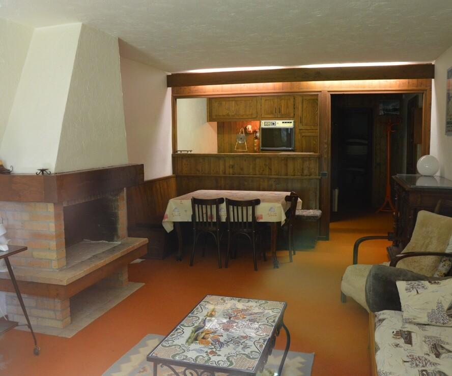 Vente Appartement Saint Gervais