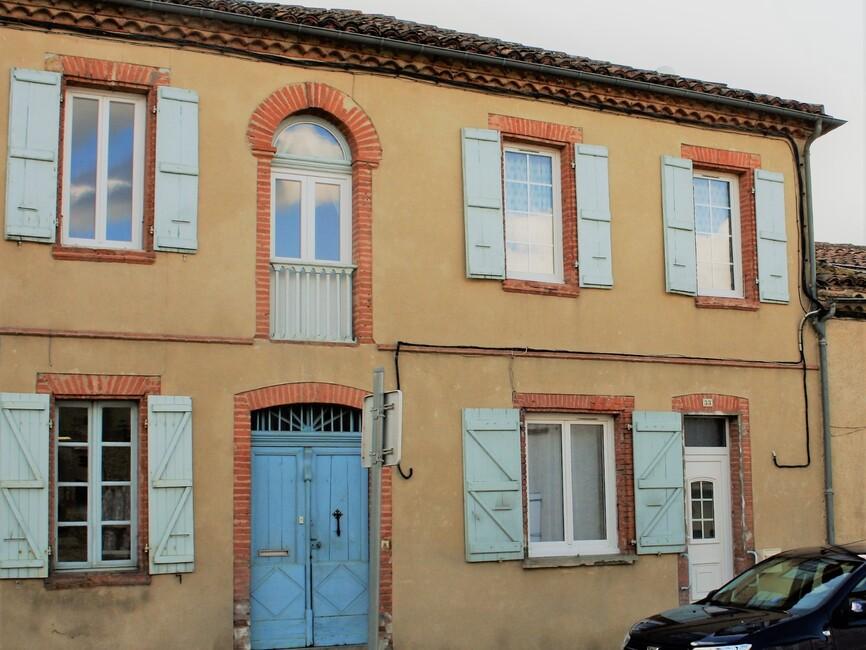 Vente Appartement 4 pièces 85m² SECTEUR SAMATAN-LOMBEZ - photo