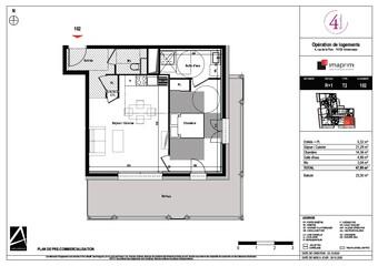Vente Appartement 2 pièces Annemasse (74100) - Photo 1