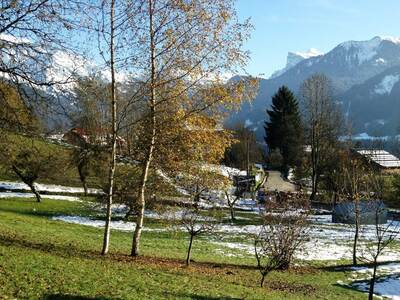 Vente Terrain 900m² SAMOENS - photo