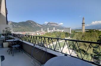 Vente Appartement 5 pièces 95m² Grenoble (38000) - photo