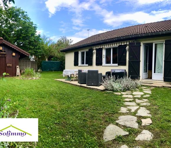 Vente Maison 5 pièces 94m² Pressins (38480) - photo
