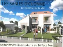 Acheter Appartement 4 pièces Château-d'Olonne