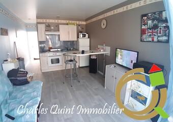 Vente Appartement 2 pièces 30m² Cucq (62780) - photo