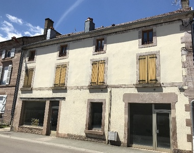 Sale Building 9 rooms Luxeuil-les-Bains (70300) - photo