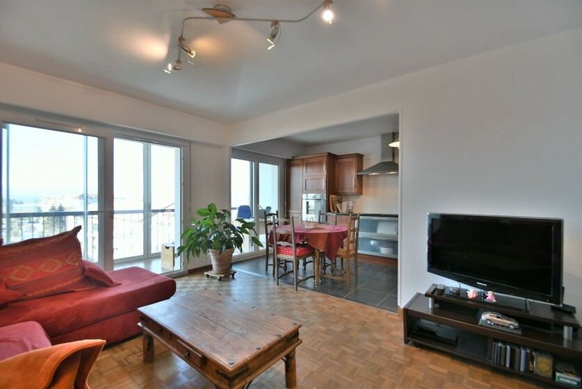 Vente Appartement 3 pièces 70m² Annemasse (74100) - photo