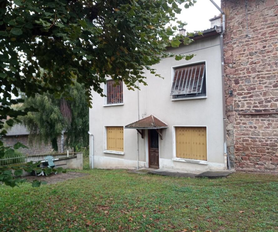 Vente Maison 6 pièces 155m² Cours-la-Ville (69470) - photo