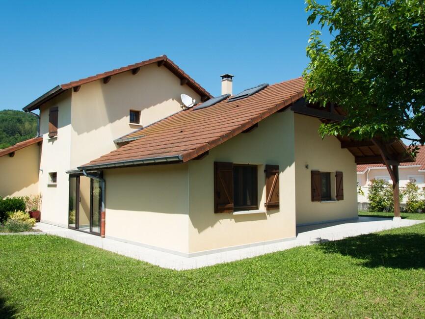 Vente maison 6 pi ces bourgoin jallieu 38300 336137 for Maison bourgoin jallieu