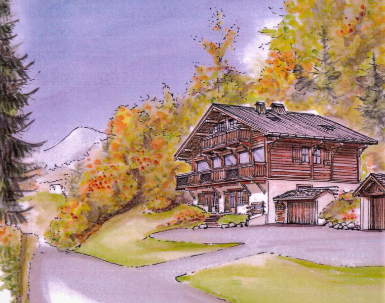 Vente Maison / chalet 6 pièces 213m² Saint-Gervais-les-Bains (74170) - photo