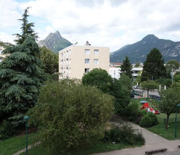 Location Appartement 3 pièces 46m² Seyssinet-Pariset (38170) - photo