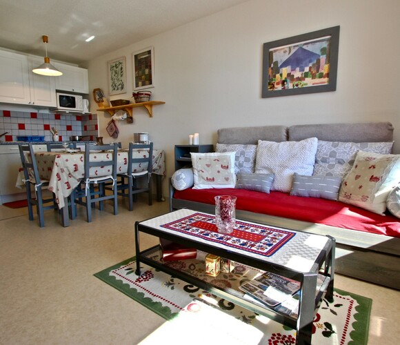 Vente Appartement 2 pièces 37m² Chamrousse (38410) - photo