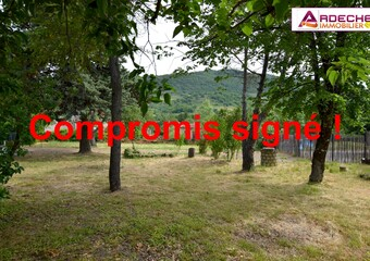 Vente Terrain 680m² Privas (07000) - Photo 1