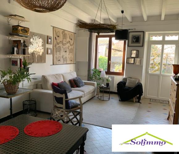 Vente Maison 5 pièces 103m² Les Abrets (38490) - photo