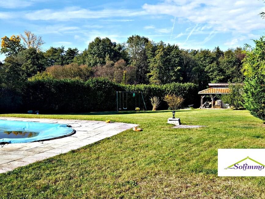 Vente Maison 8 pièces 170m² Vézeronce-Curtin (38510) - photo