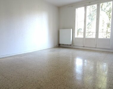 Sale Apartment 3 rooms 51m² Saint-Martin-d'Hères (38400) - photo