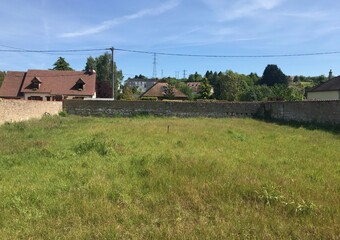 Vente Terrain 590m² Gien (45500) - photo
