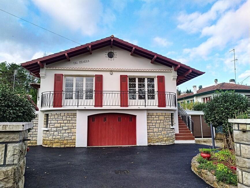 Vente Maison 7 pièces 135m² Cambo-les-Bains (64250) - photo