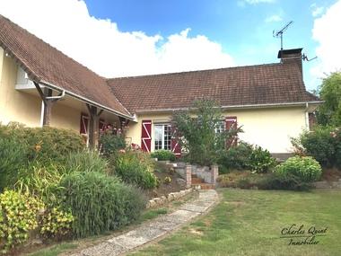 Vente Maison 6 pièces 166m² Campagne-lès-Hesdin (62870) - photo