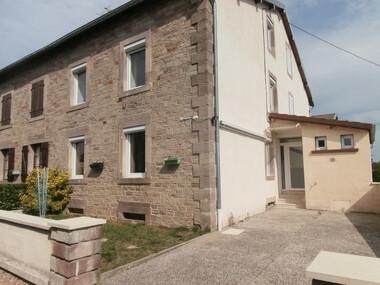 Vente Maison 4 pièces 95m² LUXEUIL LES BAINS - photo