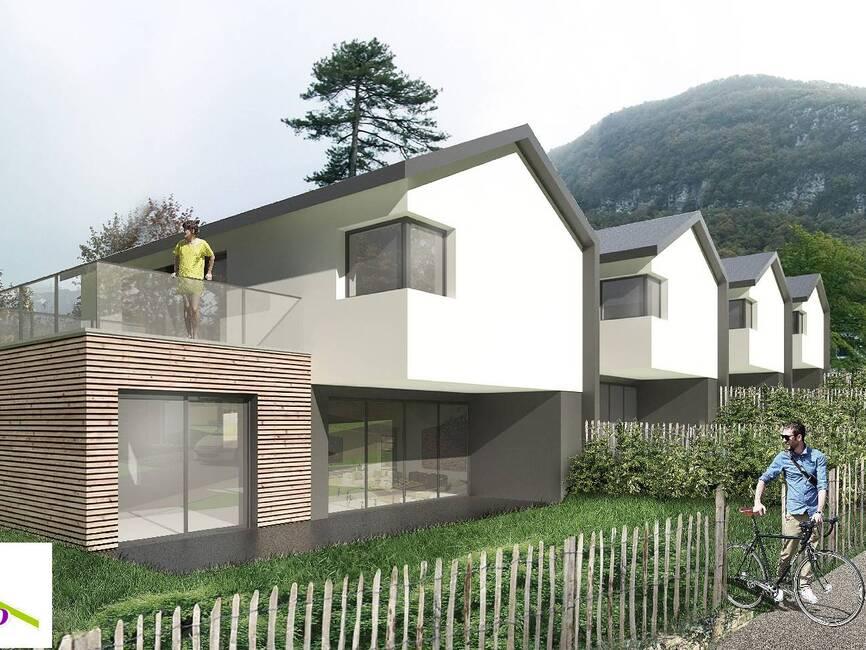 vente maison 5 pi ces saint alban leysse 73230 415257. Black Bedroom Furniture Sets. Home Design Ideas