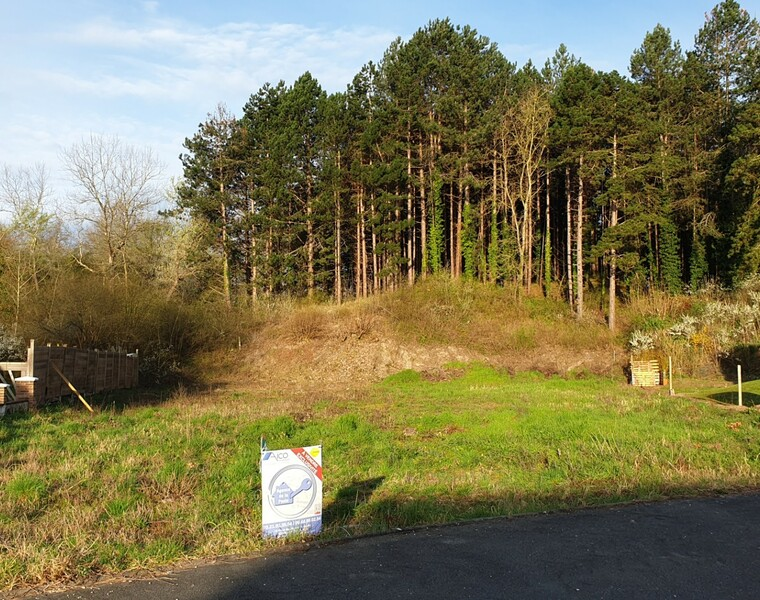 Sale Land 1 008m² Merlimont (62155) - photo