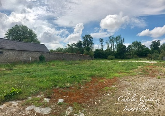 Vente Terrain 780m² Beaurainville (62990) - photo
