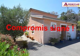 Vente Maison 5 pièces 105m² Veyras (07000) - Photo 1