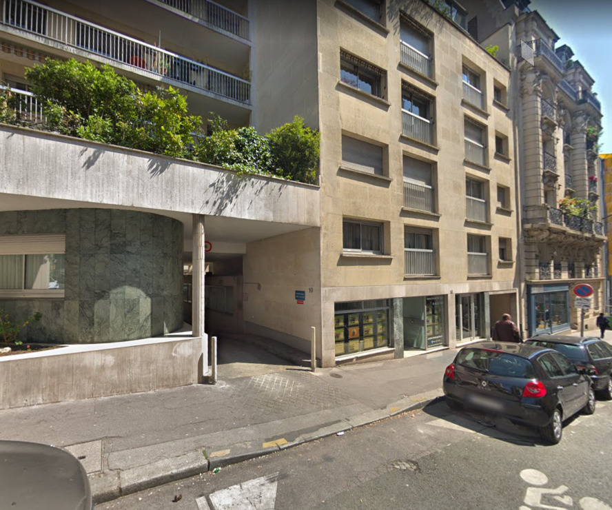 Location Garage Paris 20 (75020) - photo