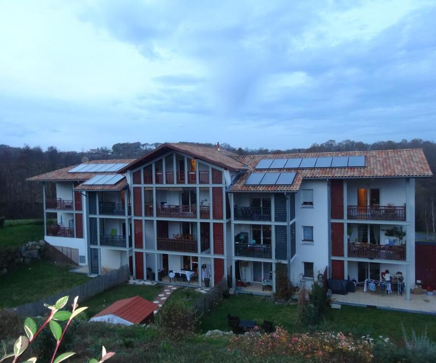 Location Appartement 3 pièces 47m² Ustaritz (64480) - photo