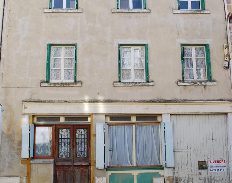 Vente Maison 5 pièces 120m² Secteur Bourg de Thizy - photo