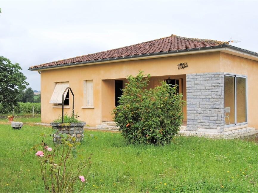Vente Maison 4 pièces 91m² SECTEUR SAMATAN-LOMBEZ - photo