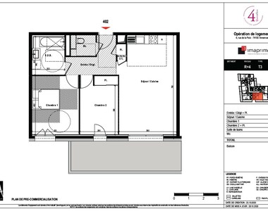 Vente Appartement 2 pièces 64m² Annemasse (74100) - photo
