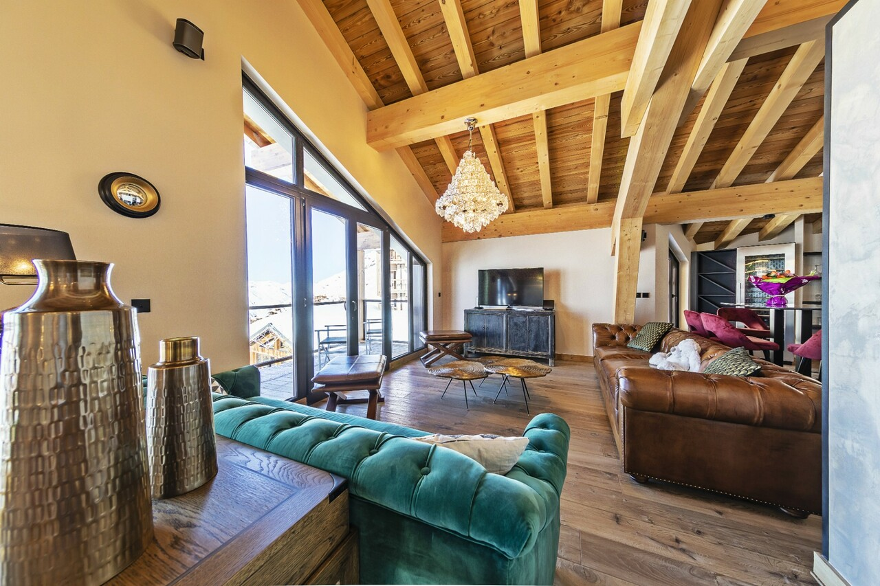 Photo of EXCEPTIONAL CHALET WITH VIEW