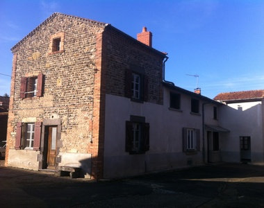Vente Maison 6 pièces Joze (63350) - photo