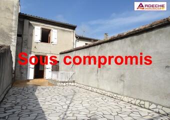 Vente Maison 5 pièces 135m² Flaviac (07000) - Photo 1