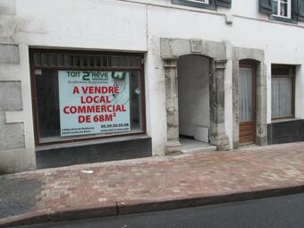 Vente Bureaux 3 pièces 68m² Hasparren (64240) - photo