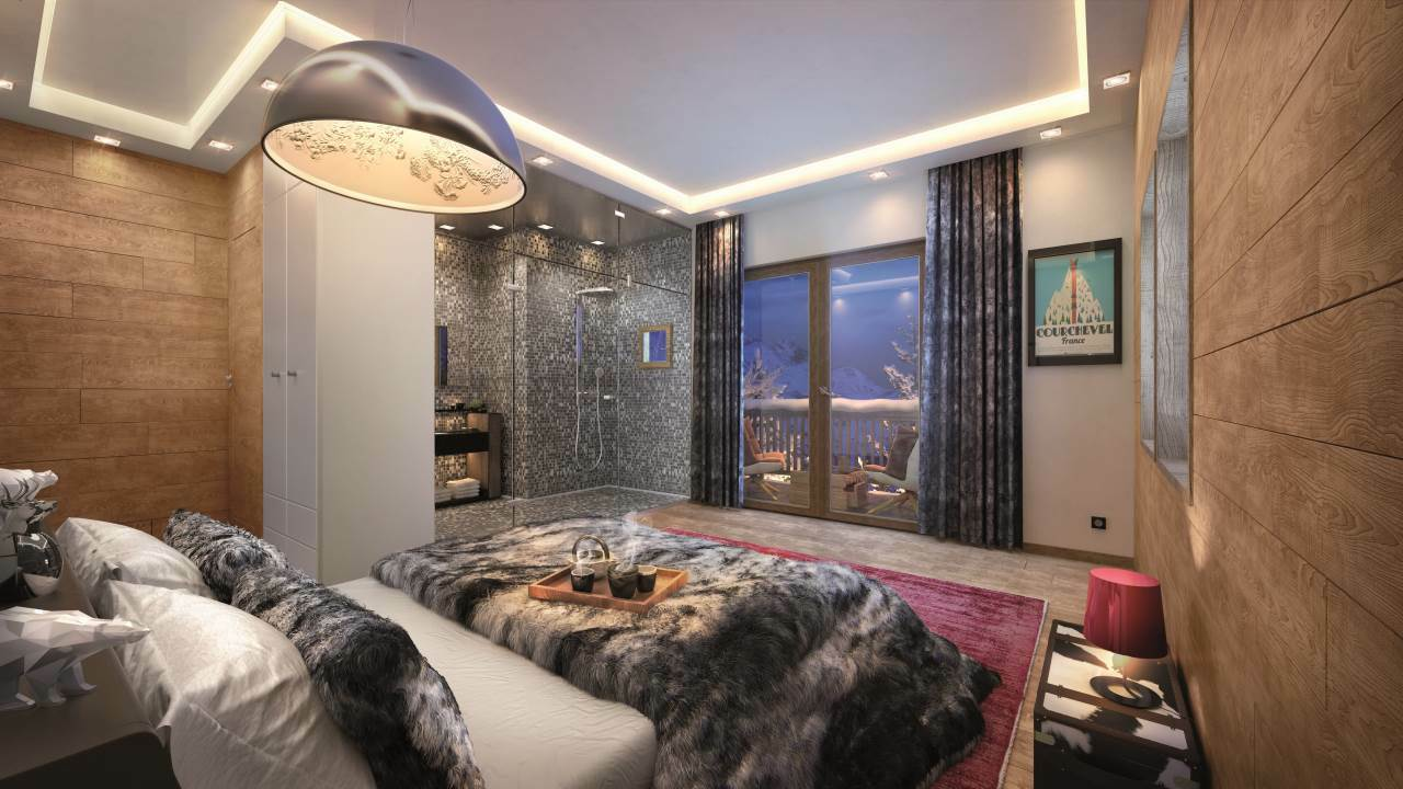 BEAUTIFUL CHALET NEW PROGRAM Chalet in Courchevel