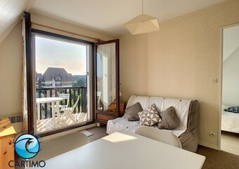Vente Appartement 2 pièces 22m² Cabourg (14390) - Photo 1