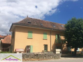 Vente Appartement 3 pièces 55m² Saint-Genix-sur-Guiers (73240) - photo