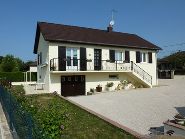Vente Maison 4 pièces 98m² Saint-Rémy (71100) - photo