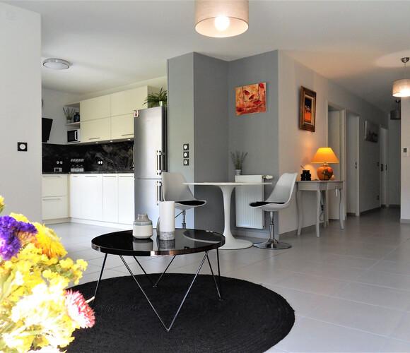 Vente Appartement 4 pièces 81m² Seyssins (38180) - photo