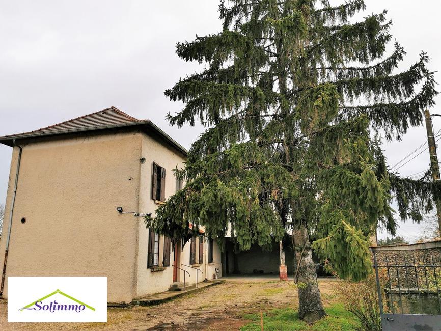 Vente Maison 5 pièces 128m² Saint-Clair-de-la-Tour (38110) - photo