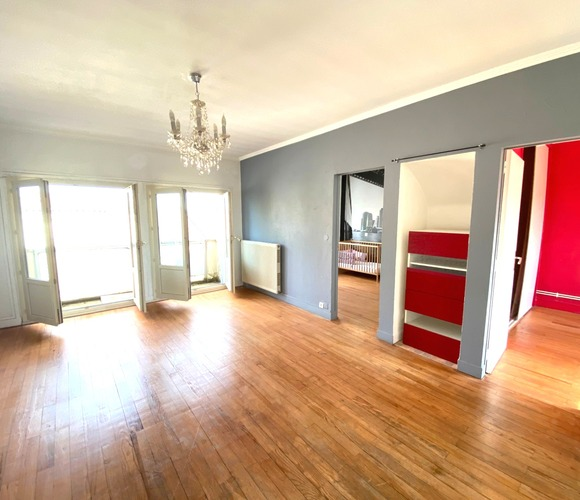 Vente Appartement 3 pièces 53m² Toulouse (31100) - photo
