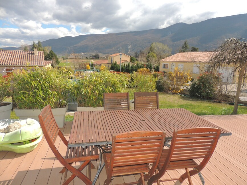 Vente Maison 5 pièces 92m² Jaillans (26300) - photo