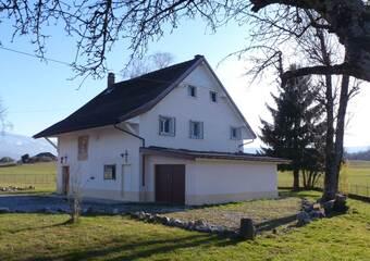 Vente Maison / Chalet / Ferme 7 pièces 140m² Scientrier (74930) - photo