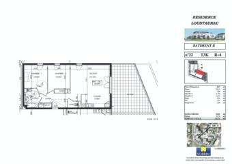 Location Appartement 3 pièces 70m² Tarnos (40220) - Photo 1