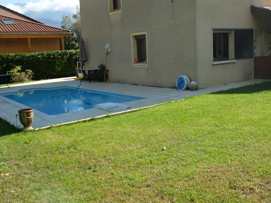 Vente maison 6 pi ces crolles 38920 157208 for Piscine de crolles